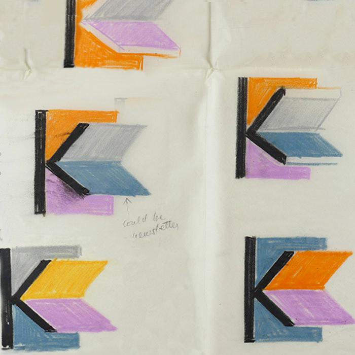Kiplinger Tissue Sketches