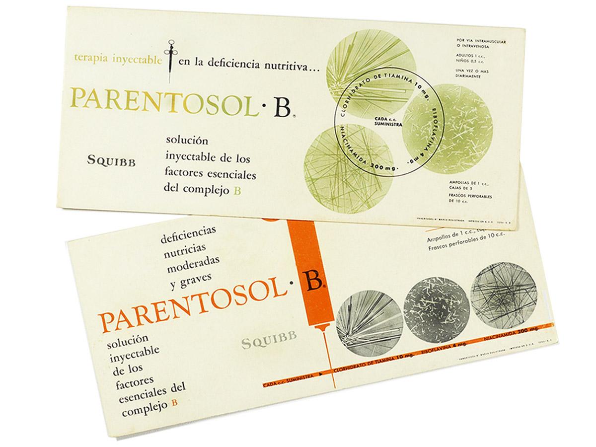 Sandoz Pharmacueticals 1950s