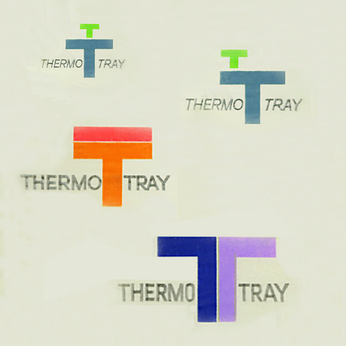 Thermo Trays Tissue Sketches