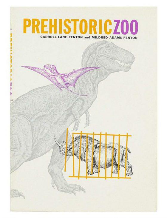 Prehistoric Zoo / Doubleday and Company / 1959