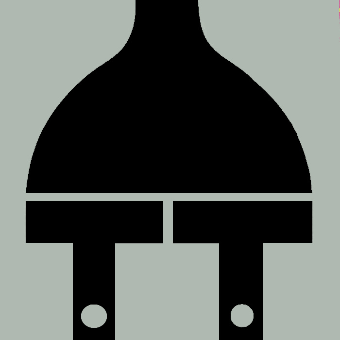 Mid-Century-Modernist-Logos, 1950s and 60s