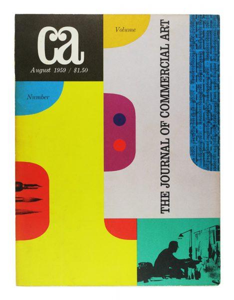 CA Journal of Commercial Art | Volume 1 Number 1 | 1959