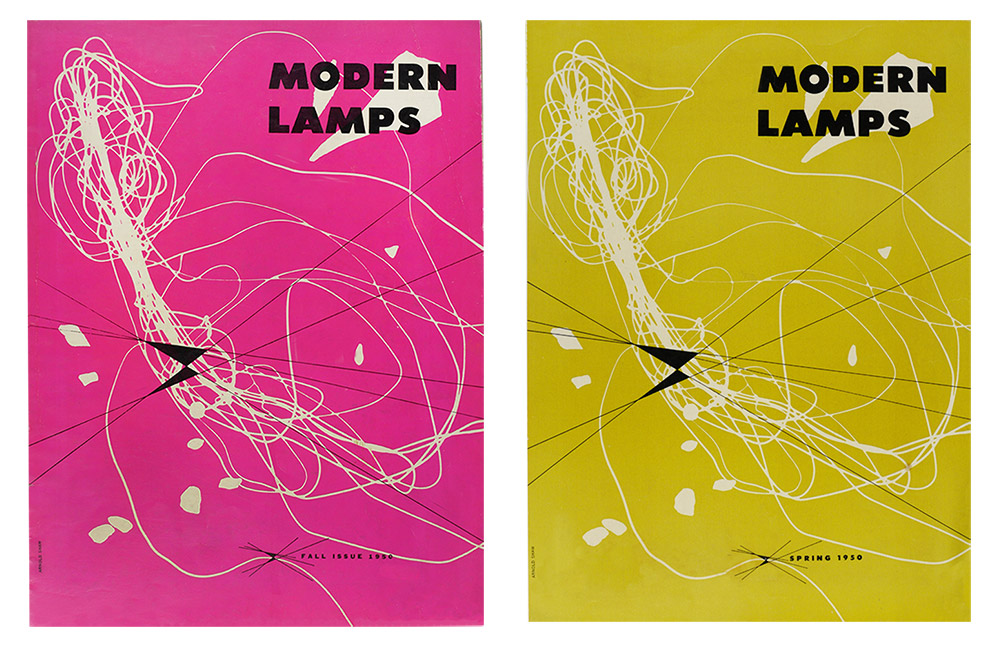 Modern Lamps Magazine, Fall 1950 / Spring 1950
