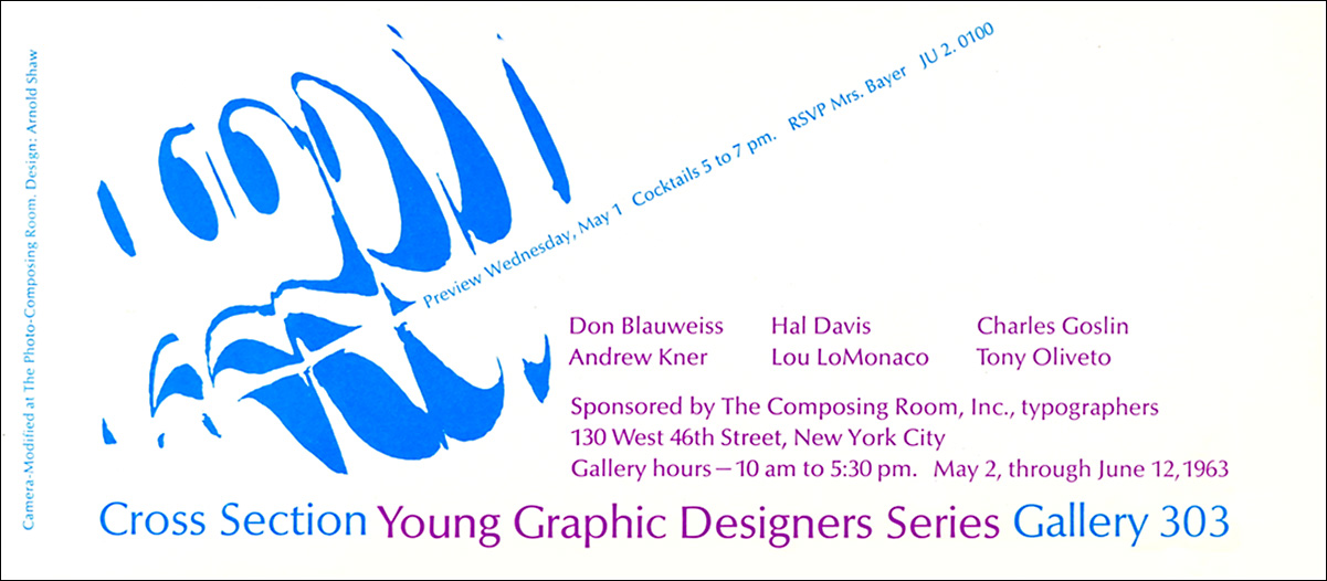Young Designers #2 / 1963